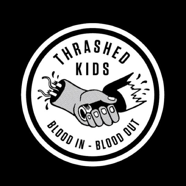 THRASHED KIDS - Sketchy Tank