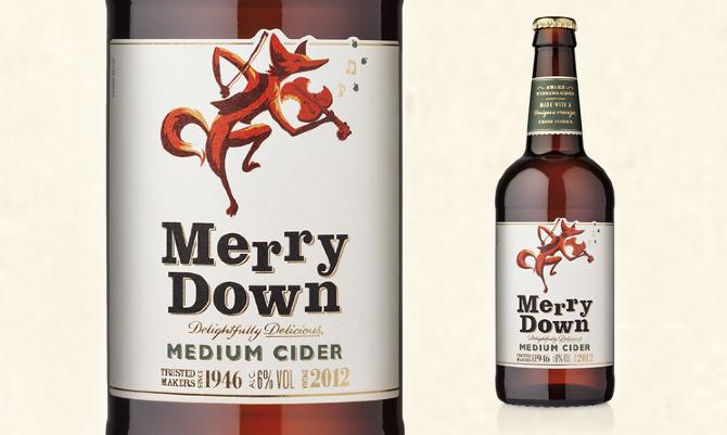 Merry Down Cider - Van...